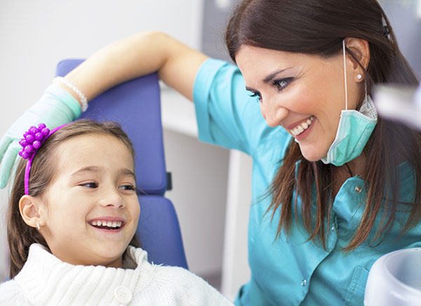 Your Little Hero's First Dentist Visit