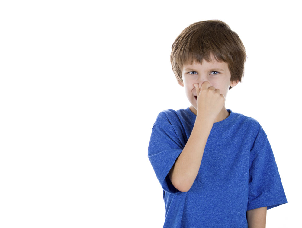 The Nose Pinch: Why Does Your Little Hero Have Bad Breath?
