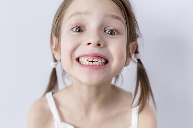 Tips on Dealing with Your Little Hero's Loose Teeth