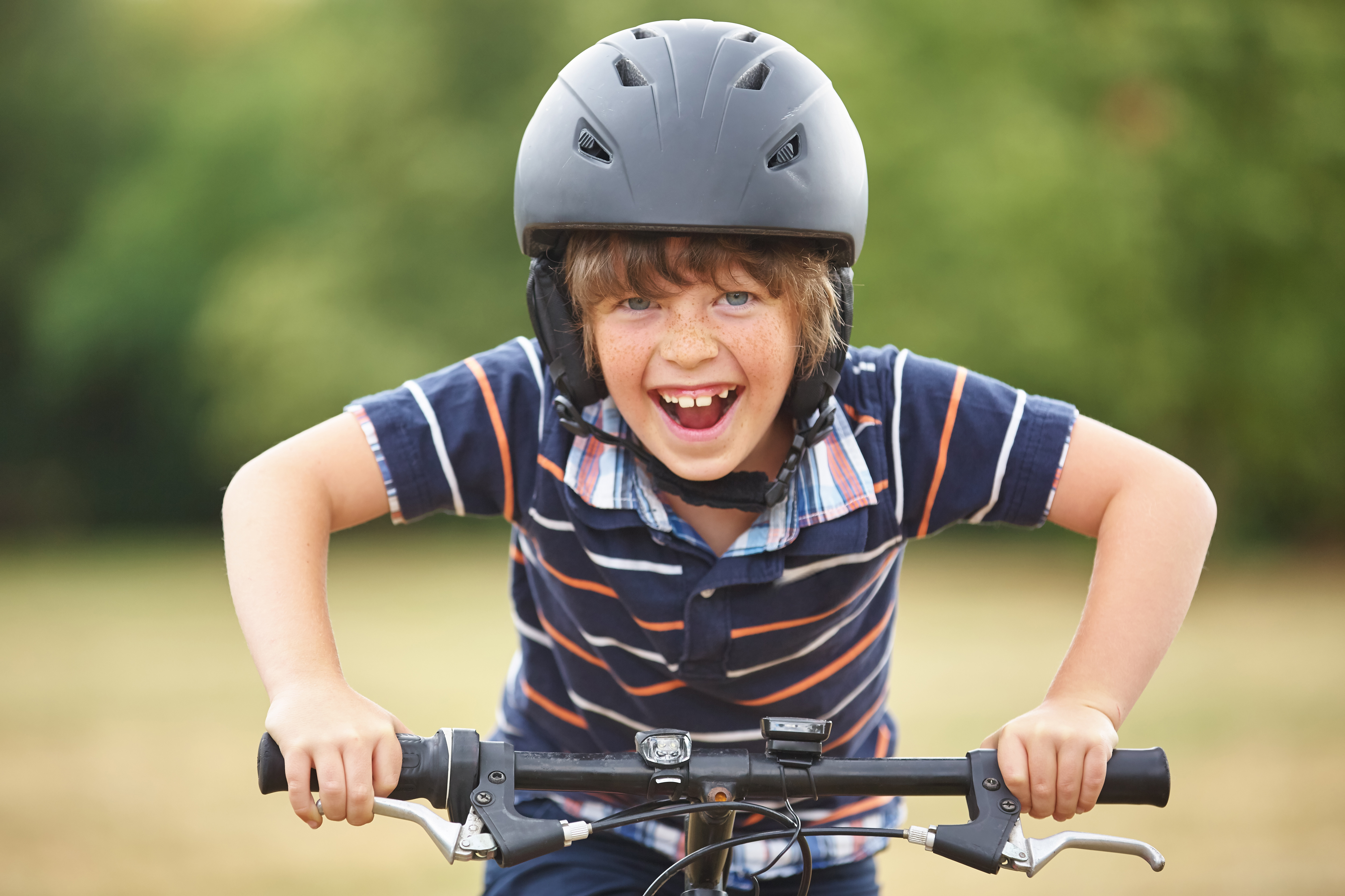 Sport Safety: Protecting Your Child's Mouth and Teeth