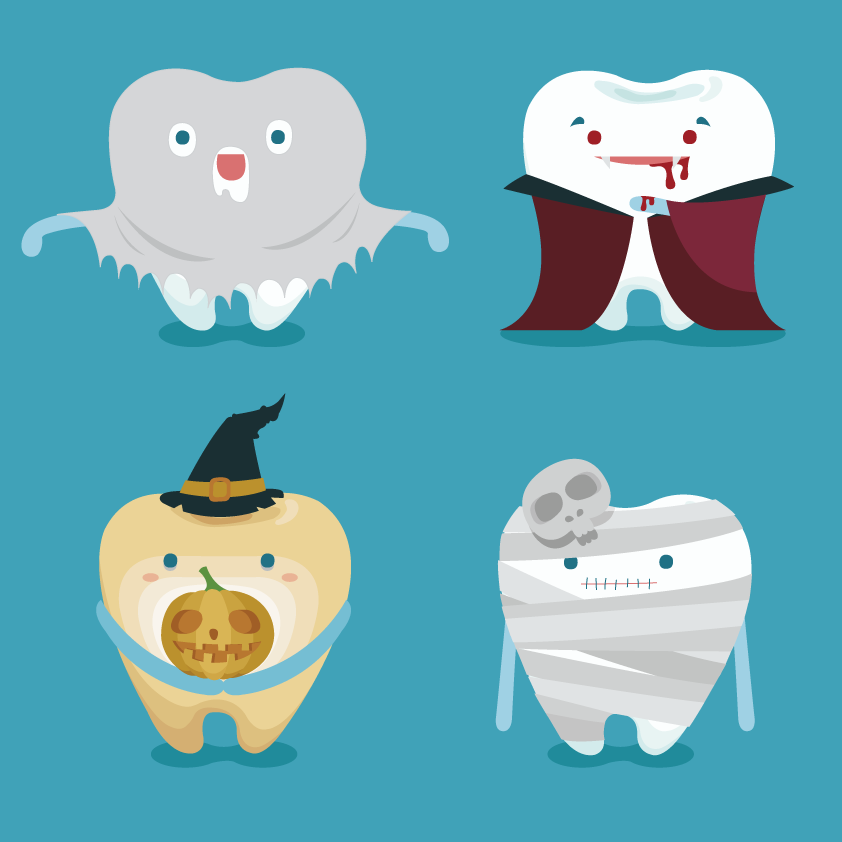 Be A Sweetheart and Treat Your Teeth Kindly on Halloween