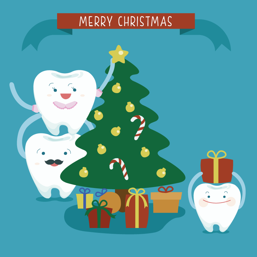 Happy Holiday Dental Tips for Kids