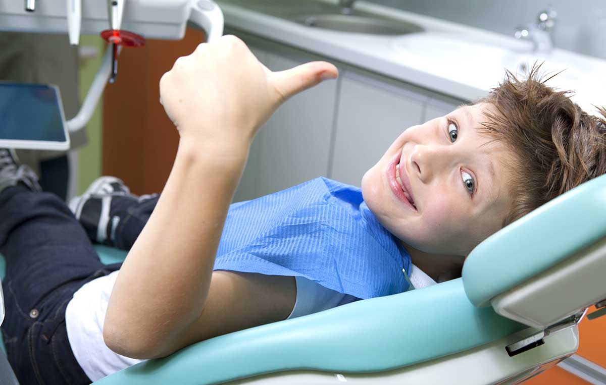 Your Little Hero's First Visit to the Dentist