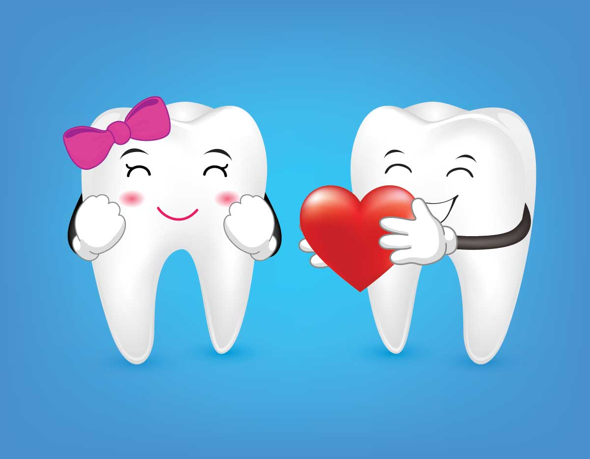 4 Tips for Protecting Your Child's Teeth this Valentine's Day