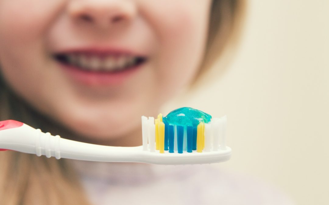 Choosing the Right Toothpaste for Your Little Hero