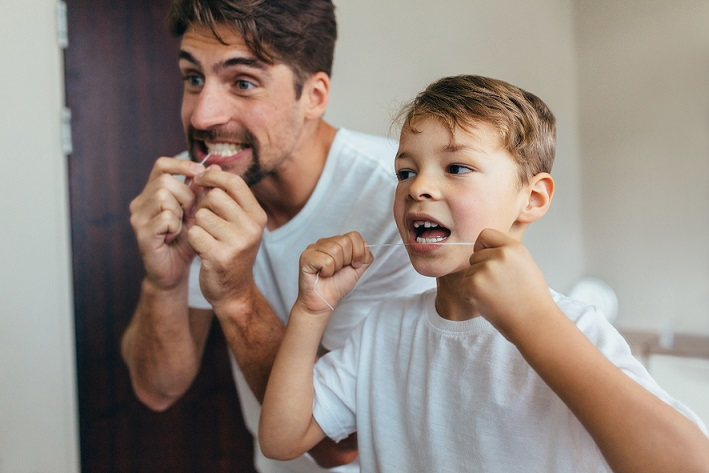 6 Foolproof Tips to Get Your Child Flossing