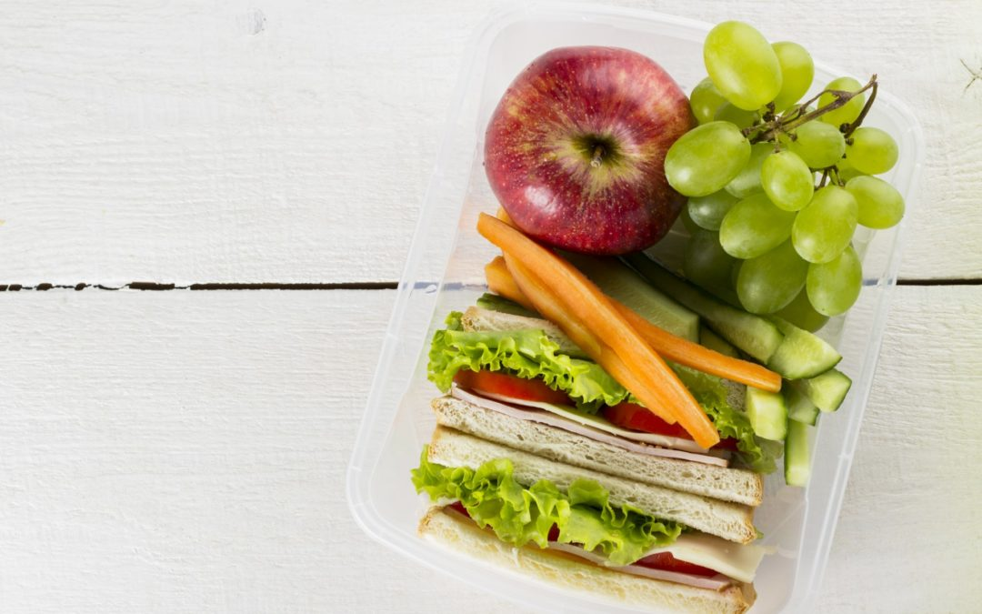 Super Food, Super Yummy! Healthy Lunch Box Ideas for Your Little Hero